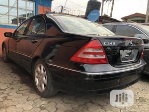 Mercedes-Benz C240 2005 Black | Cars for sale in Lagos State, Ikeja