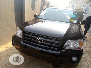 Toyota Highlander 2005 Limited V6 Black | Cars for sale in Oyo State, Ibadan