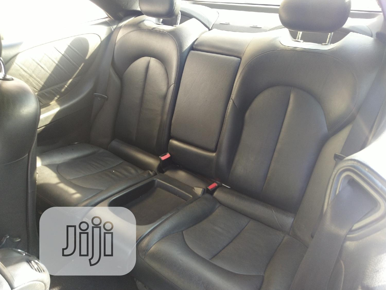 Mercedes-Benz CLK 2006 200 Kompressor Avantgarde Gray | Cars for sale in Garki 2, Abuja (FCT) State, Nigeria
