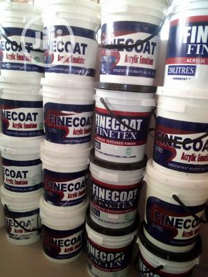 Finecoat Paint, Top Quality Paint in Nigeria. | Building Materials for sale in Delta State, Warri