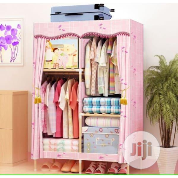 2 Compartment Wardrobes