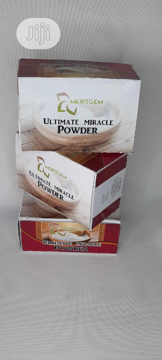 Ultimate Miracle Powder