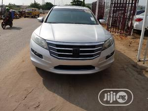 Honda Accord CrossTour 2011 EX-L AWD Silver | Cars for sale in Lagos State, Isolo
