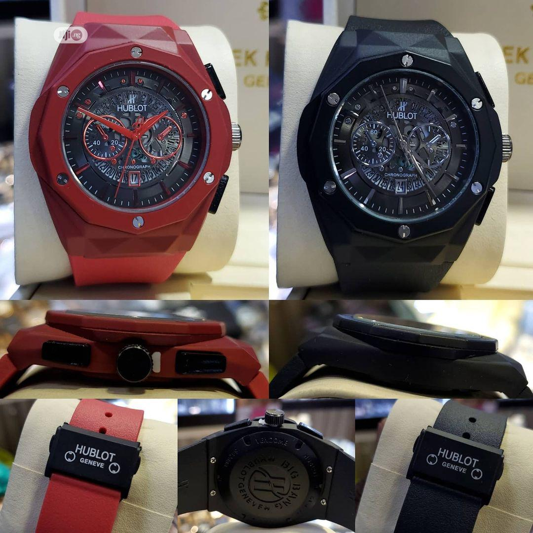 Hublot Wristwatch   Watches for sale in Onitsha, Anambra State, Nigeria