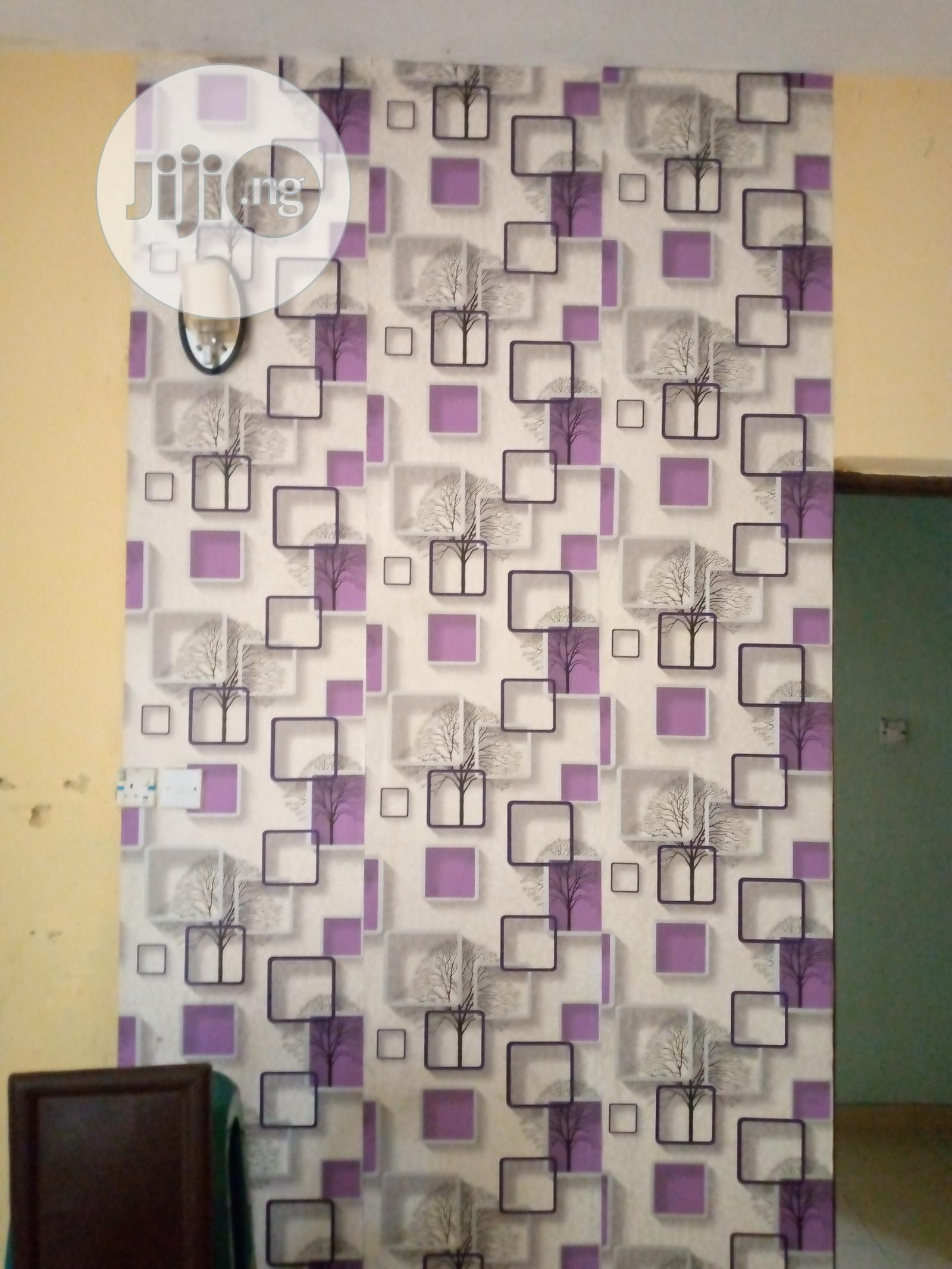 Classy Wallpaper Installation | Building & Trades Services for sale in Uyo, Akwa Ibom State, Nigeria