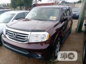 Honda Pilot 2013 Brown   Cars for sale in Lagos State, Apapa