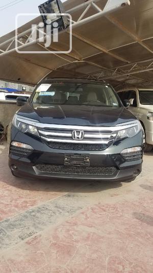 Honda Pilot 2016 Green | Cars for sale in Lagos State, Lekki