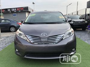 Toyota Sienna 2011 Limited 7 Passenger Gray | Cars for sale in Lagos State, Lekki