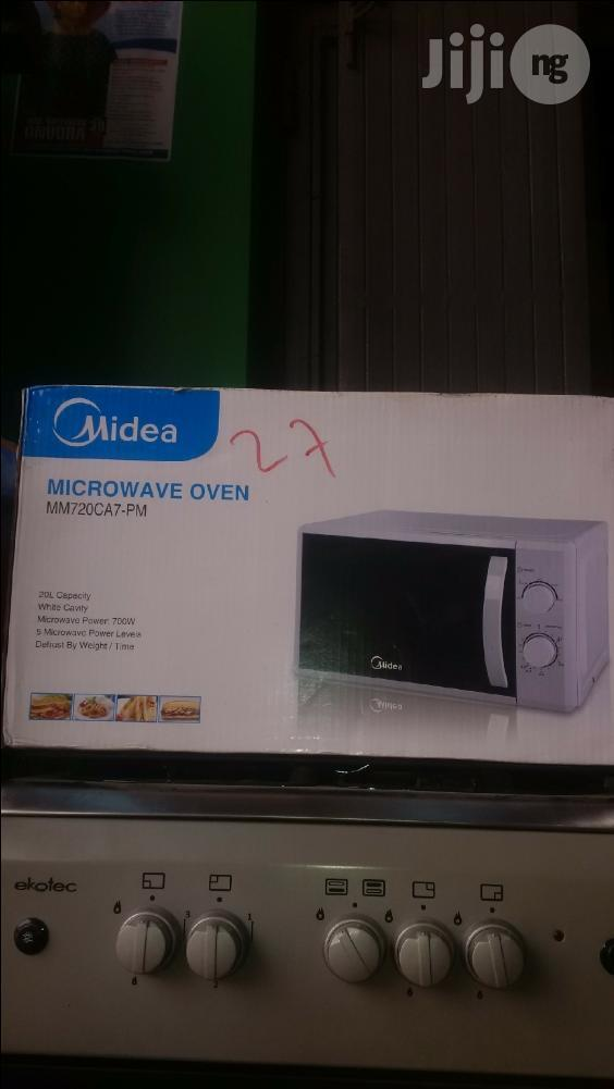 Midea Microwave Oven With Grill