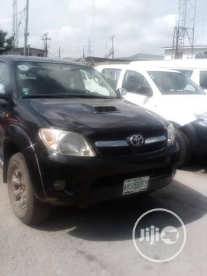 Toyota Hilux 2009 2.5 D-4d 4X4 SRX Black   Cars for sale in Lagos State, Maryland