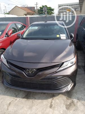 Toyota Camry 2018 XSE FWD (2.5L 4cyl 8AM) Gray | Cars for sale in Lagos State, Ikeja