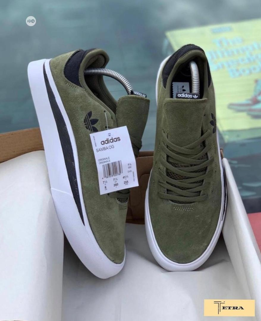 Adidas Canvas For Men | Shoes for sale in Port-Harcourt, Rivers State, Nigeria