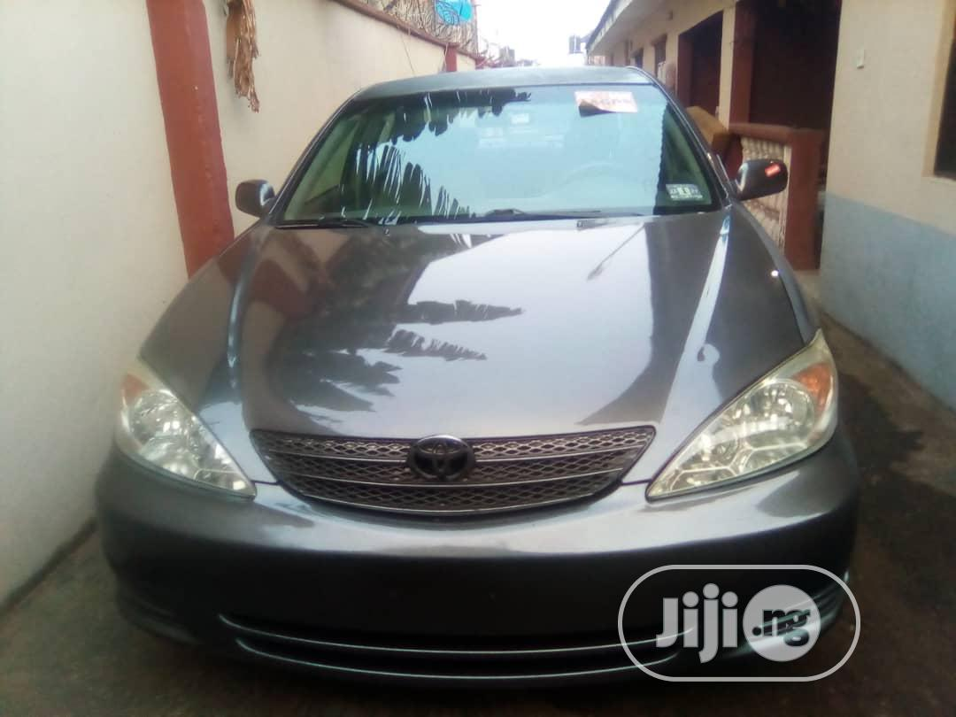 Toyota Camry 2005 Brown