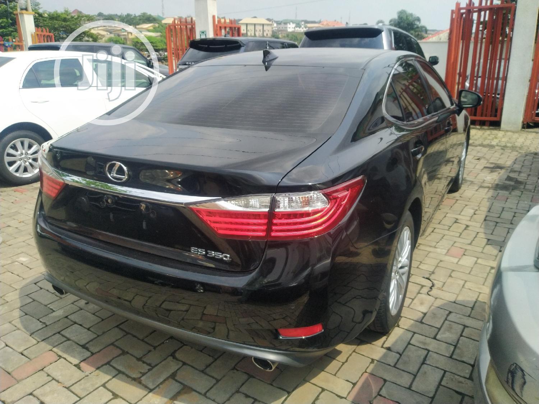Lexus ES 2015 350 FWD Black | Cars for sale in Magodo, Lagos State, Nigeria