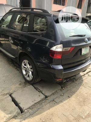 BMW X3 2008 2.5si Exclusive Blue   Cars for sale in Lagos State, Lagos Island (Eko)