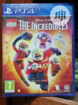LEGO The Incredibles (PS4) | Video Games for sale in Lagos State, Lagos Island (Eko)