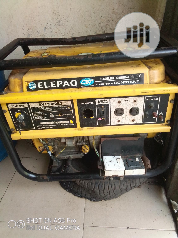 10kva Elepac Generator