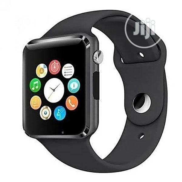 A1 Smart Watch - Single Sim - Bluetooth - Memory Card Slot