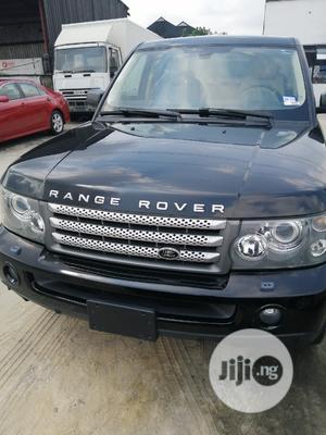 Land Rover Range Rover Sport 2008 4.2 V8 SC Black | Cars for sale in Rivers State, Port-Harcourt