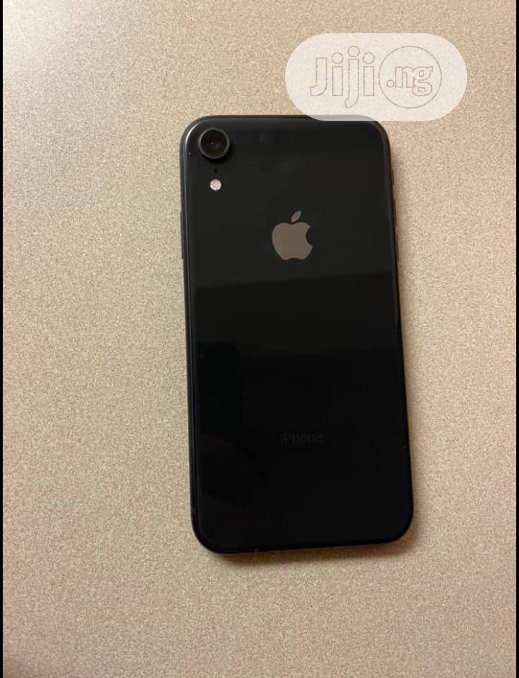 Apple iPhone XR 64 GB Black | Mobile Phones for sale in Ikeja, Lagos State, Nigeria