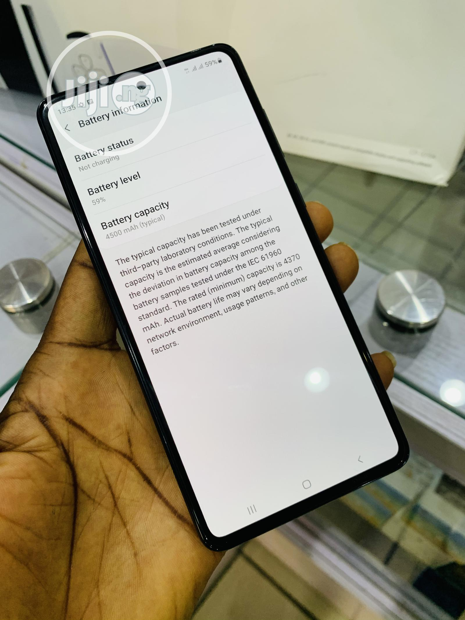 Samsung Galaxy Note 10 Lite 128 GB | Mobile Phones for sale in Wuse, Abuja (FCT) State, Nigeria