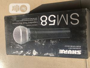 Shure SM58 Cable Handheld Dynamic Microphone | Audio & Music Equipment for sale in Lagos State, Ojo