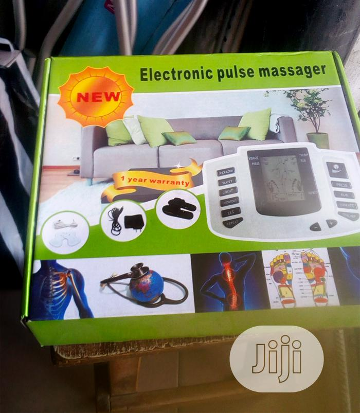 Pulse Massager For Stroke And Atrithis Effective