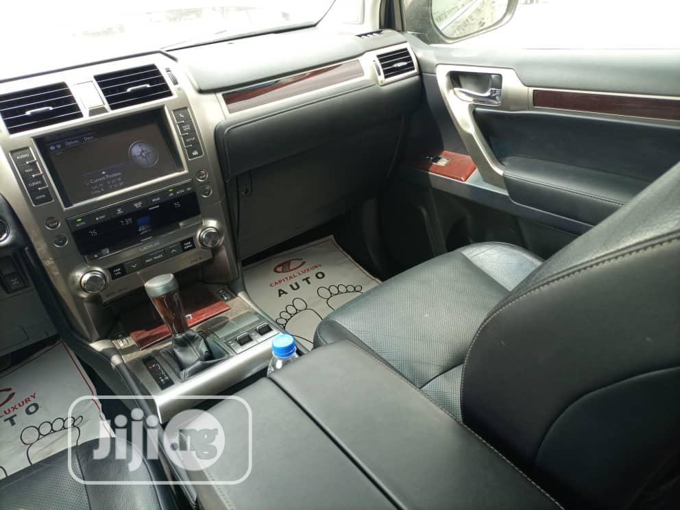 Lexus GX 2020 460 Luxury Black   Cars for sale in Ajah, Lagos State, Nigeria