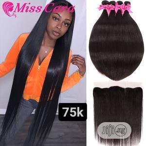Bone Straight Human Hair | Hair Beauty for sale in Abuja (FCT) State, Jikwoyi