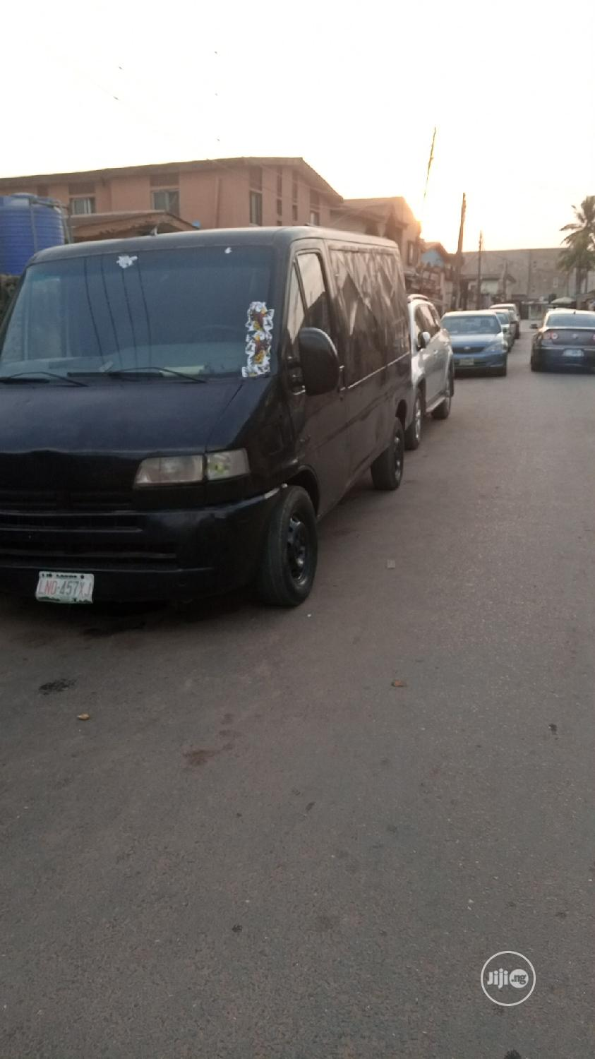 Peugeot Boxer Black | Buses & Microbuses for sale in Ikeja, Lagos State, Nigeria