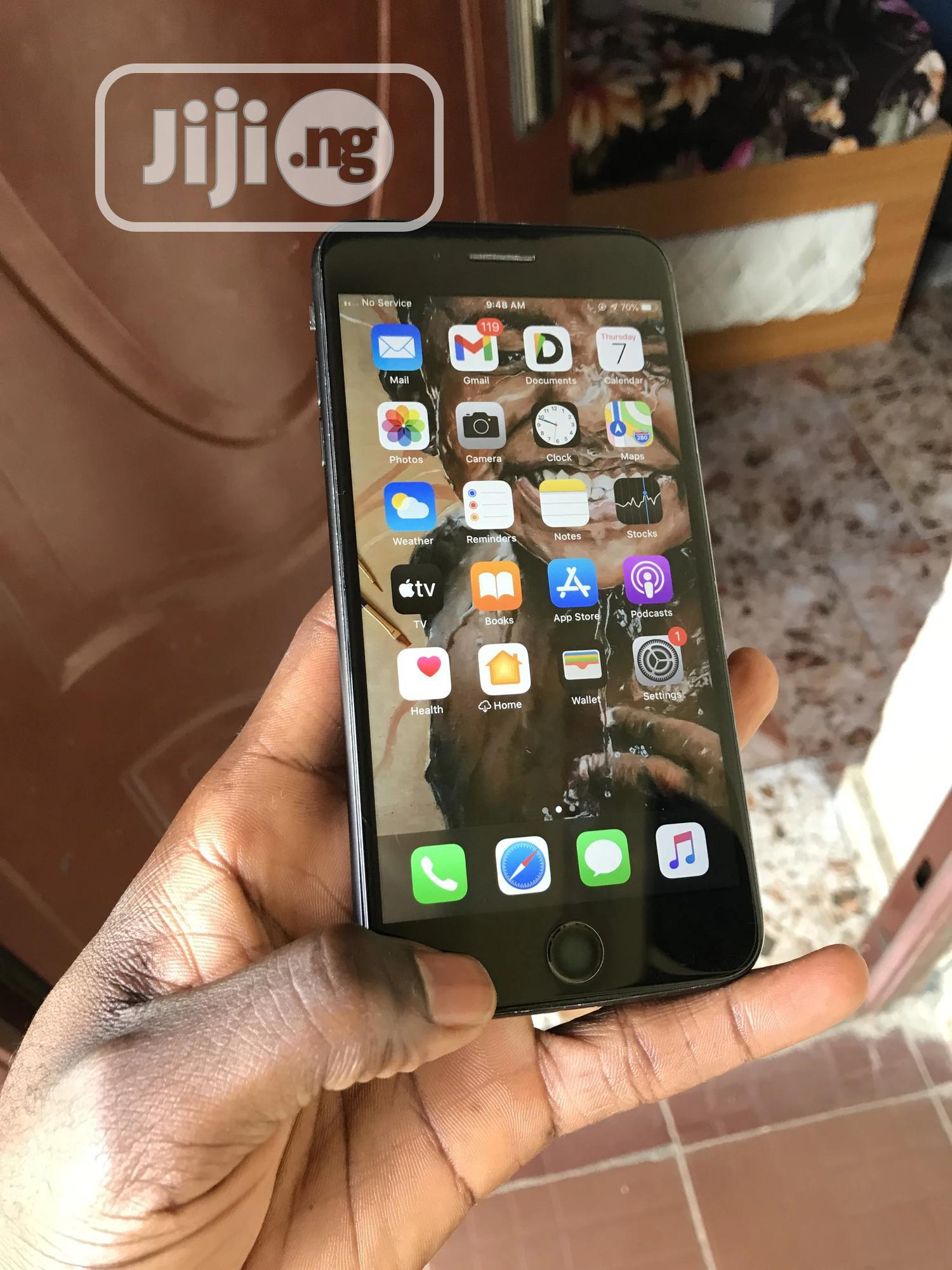 Apple iPhone 8 Plus 64 GB Gray | Mobile Phones for sale in Wuse, Abuja (FCT) State, Nigeria
