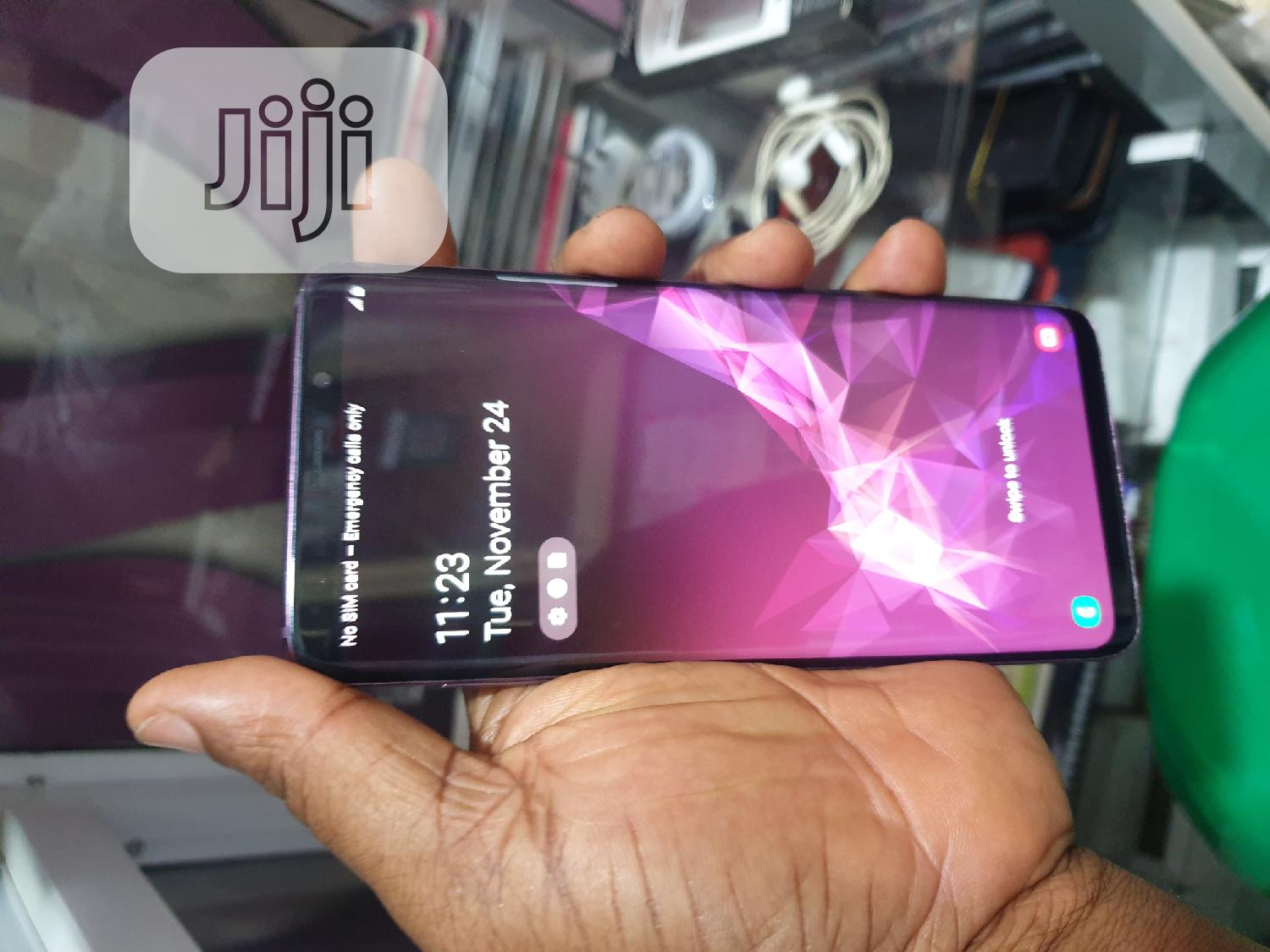 Archive: Samsung Galaxy S9 Plus 64 GB Pink