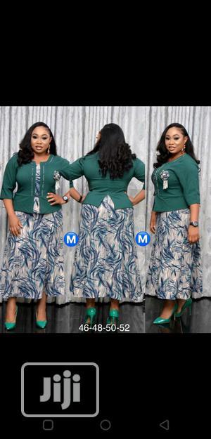 Plus Size Lovely Dress (Turkey) | Clothing for sale in Abuja (FCT) State, Garki 1