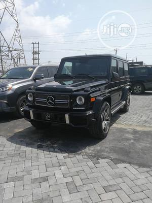 Mercedes-Benz G-Class 2016 Base G 550 AWD Black | Cars for sale in Lagos State, Lekki