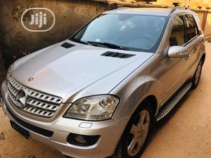 Mercedes-Benz M Class 2006 Silver | Cars for sale in Enugu State, Enugu