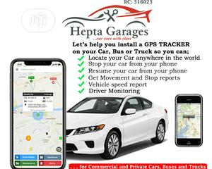Installation Of Vehicle Car GPS/GPRS Tracker On Van, Cars, | Automotive Services for sale in Lagos State, Amuwo-Odofin