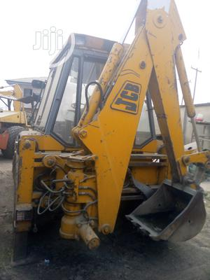 JCB/Cat Backhoe Machine for Sales | Heavy Equipment for sale in Rivers State, Port-Harcourt