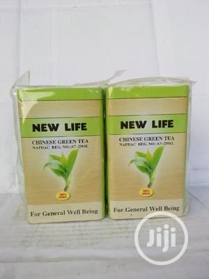 New Life Chinese Green Tea Is for Adult | Vitamins & Supplements for sale in Lagos State, Gbagada