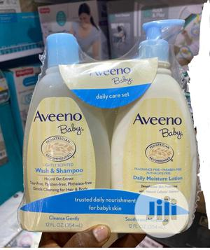 Aveeno Wash And Lotion | Baby & Child Care for sale in Lagos State, Ikoyi