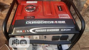 Maxi Generator Em20   Electrical Equipment for sale in Lagos State, Ifako-Ijaiye