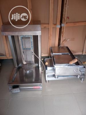 Shawarma Machine and Toaster Grill With 1 Year Warranty   Restaurant & Catering Equipment for sale in Lagos State, Ojo