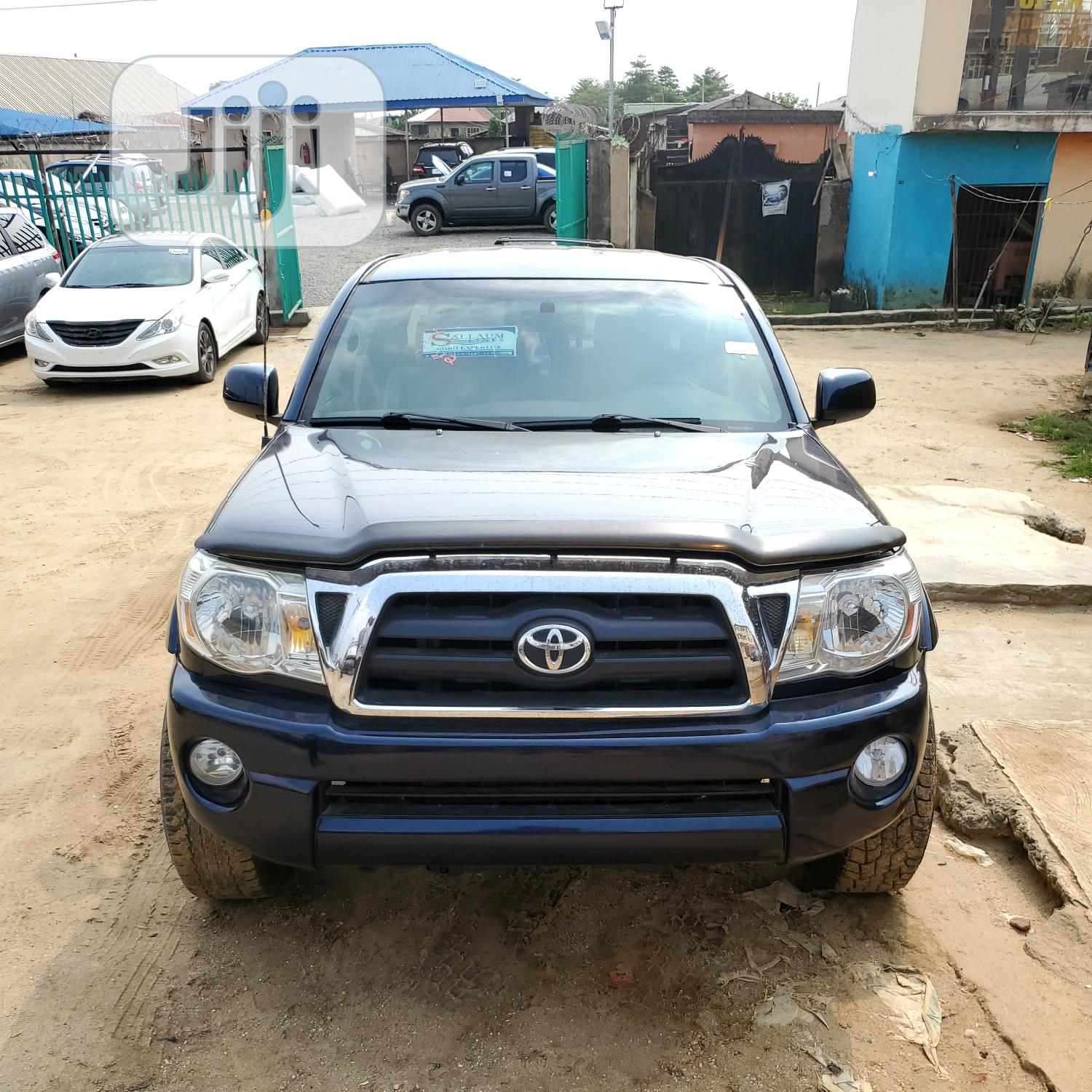 Toyota Tacoma 2007 Blue | Cars for sale in Ikorodu, Lagos State, Nigeria