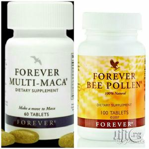Multi Maca & Bee Pollen Combo For Sexual Stamina   Vitamins & Supplements for sale in Lagos State, Ikeja