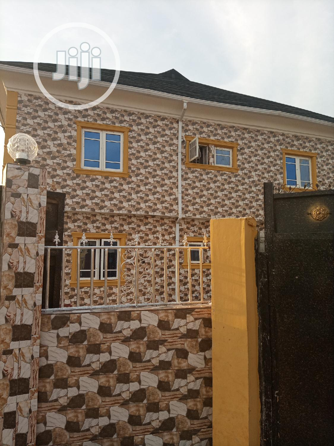 Newly Built Standard 2bedroom Flat At Command To Let