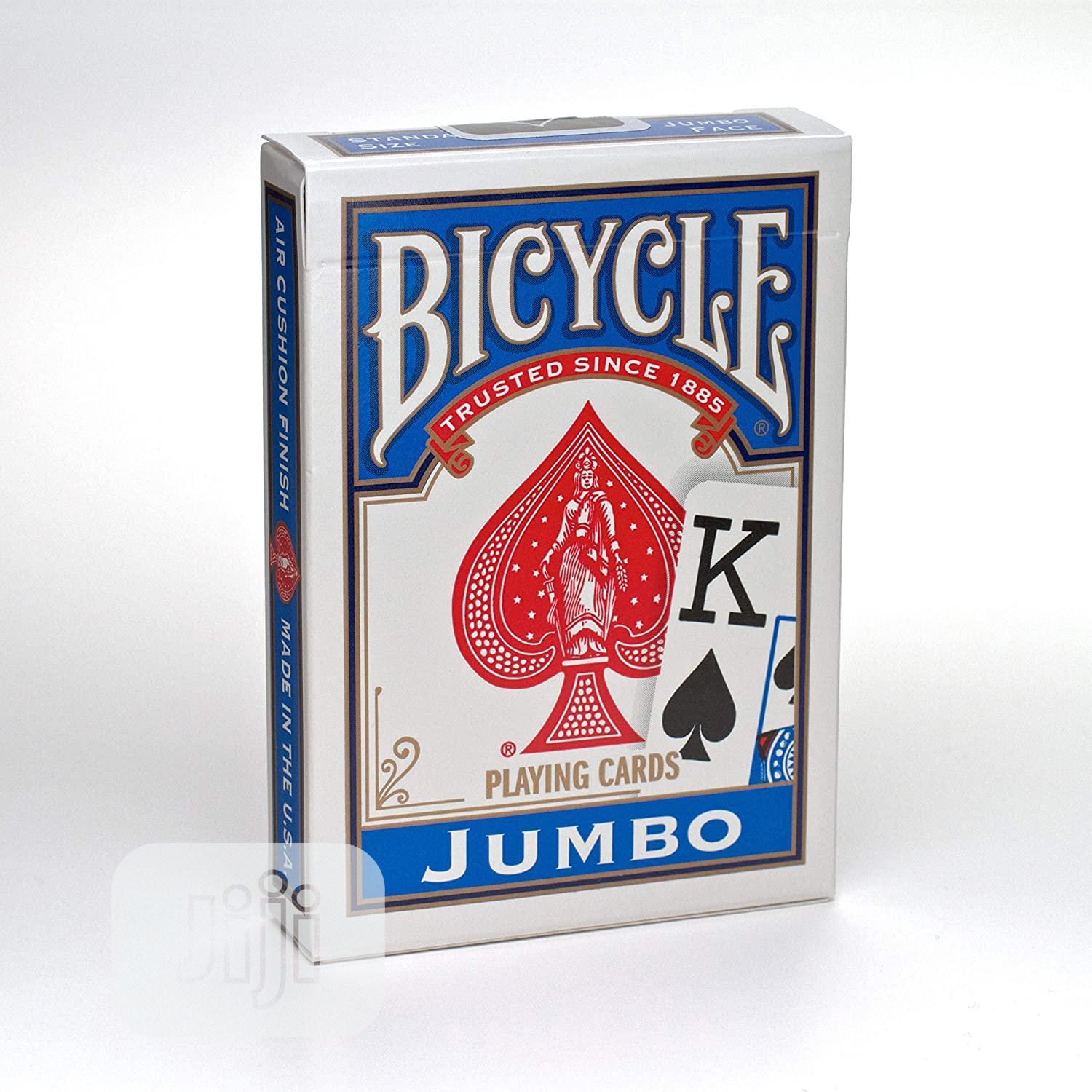 Bicycle Standard Playing Card | Books & Games for sale in Lekki, Lagos State, Nigeria