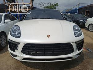 Porsche Macan 2018 White   Cars for sale in Lagos State, Amuwo-Odofin