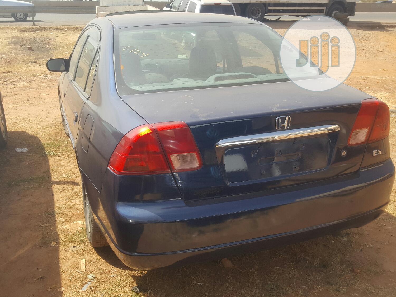 Archive: Honda Civic 2002 Blue