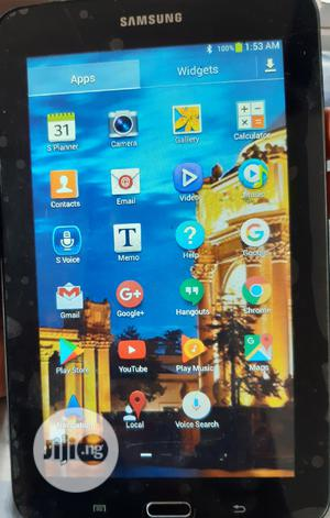 Samsung Galaxy Tab 3 Lite 7.0 8 GB Black | Tablets for sale in Imo State, Owerri