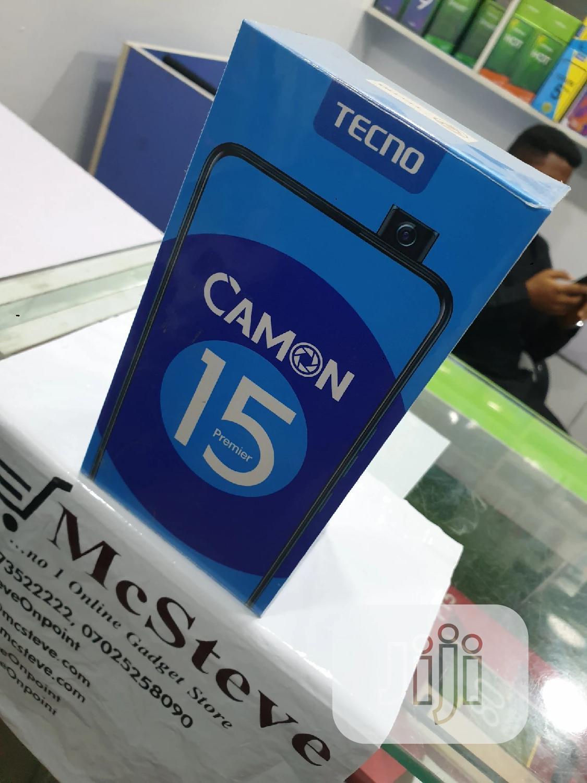 New Tecno Camon 15 Premier 128 GB Green | Mobile Phones for sale in Wuse 2, Abuja (FCT) State, Nigeria