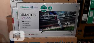 Hisense LED 43inches Smart   TV & DVD Equipment for sale in Abuja (FCT) State, Wuse